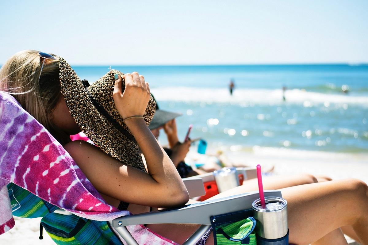 Vacanze al mare salute